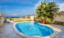 Ved5 - 5 Bedroom Villa in Gozo Gharb - 3 Bathrooms - Fully Air-Condition - Private Outdoor Pool - Sleep up 11 persons malta, Holiday Rentals Malta & Gozo malta